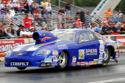 Steve Spiess 2005 IHRA Pro Stock World Champion