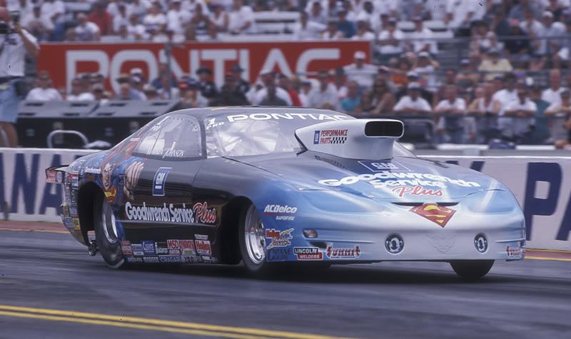 Warren Johnson 1999 NHRA Pro Stock World Champion