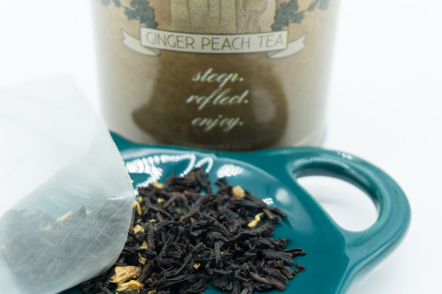 St. Petes - Ginger Peach Tea