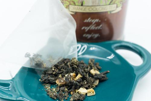 St. Cupertino  - Orange Oolong Tea