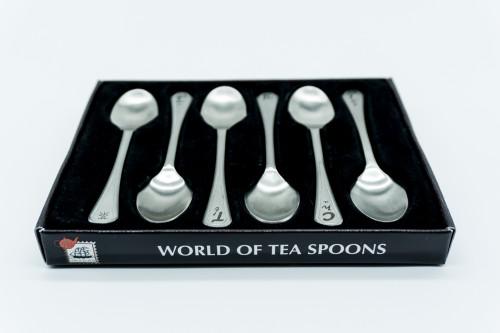 World of Tea Spoons