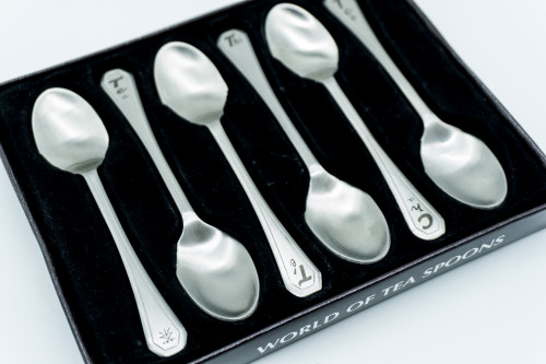 World of Tea Spoons