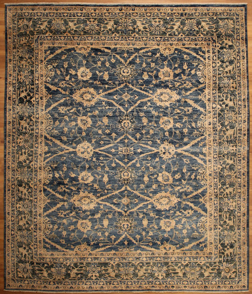 8' X 9'7 Traditional design rug