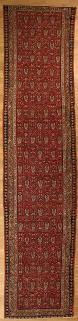 Antique Malayer Runner