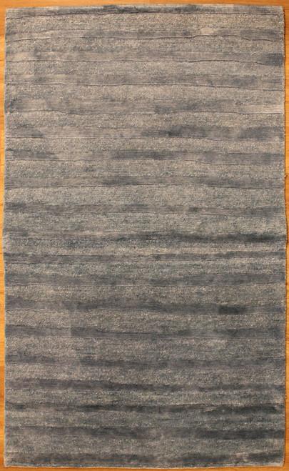 modern luster design rug