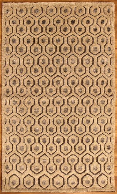 atlas design rug made in India
