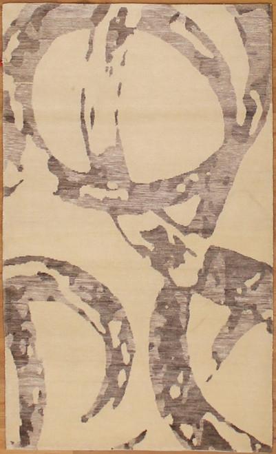 modern design rug made in India