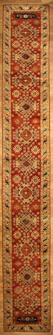 Traditional design long runner