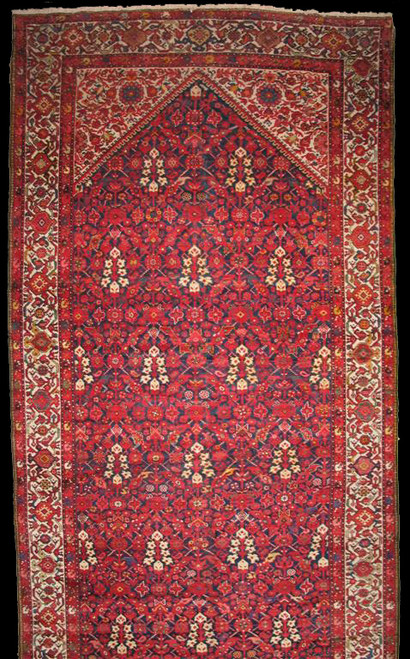 6'10 X 16'7 unusual size rug-odd size