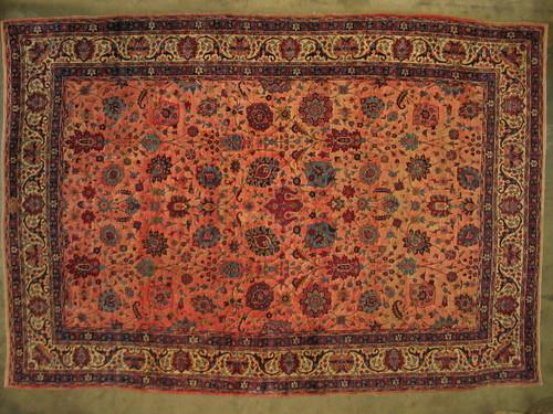 Antique Persian Yazd