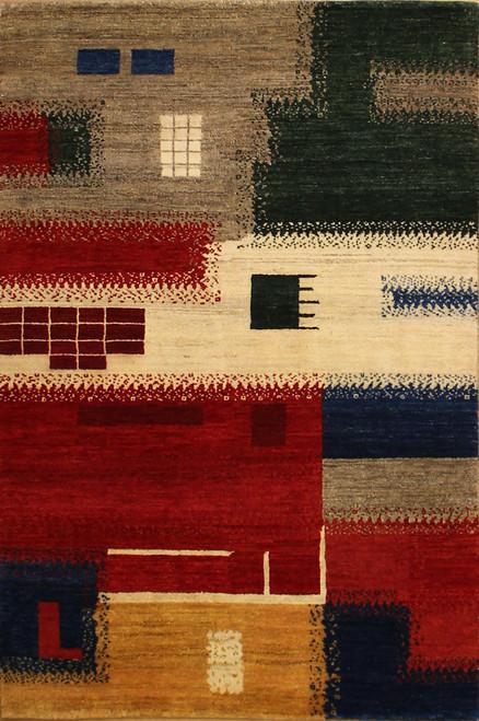 3'11 x 6' Modern design rug