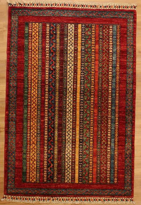 3'4 x ' 5' Transitional design Rug