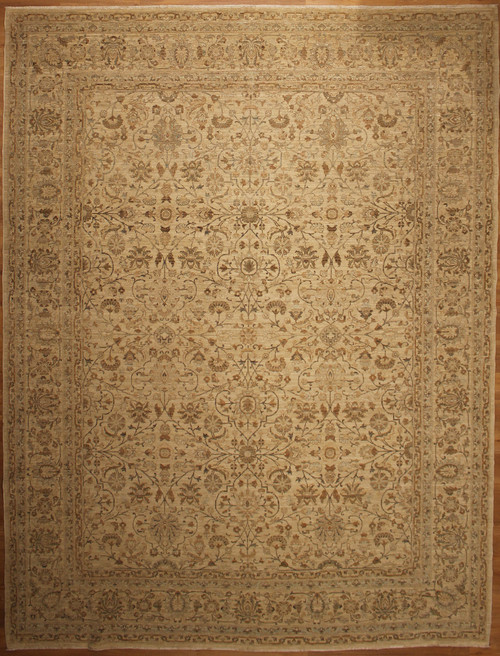8'11 x 11'9 Light field Rug