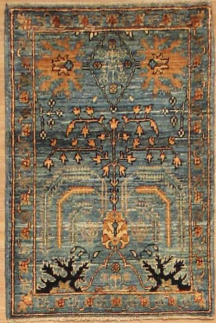 1'11 x 3 Small rug