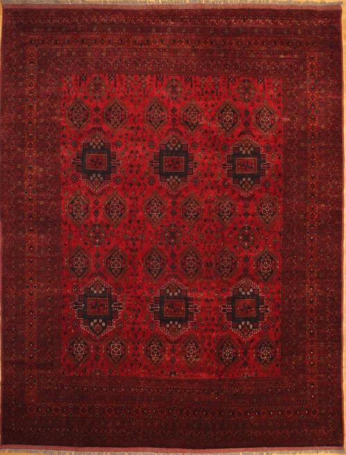 8'6 x 11'2 Afghan Khalmohamadi rug
