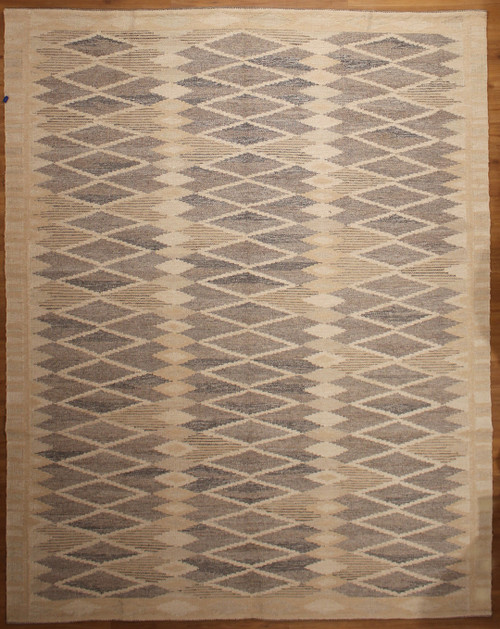 8'2 x 10'2 Swedish Kilim collection