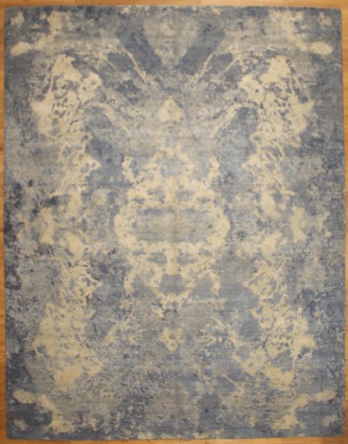 8' x 10'2 Emerald collection Modern design rug