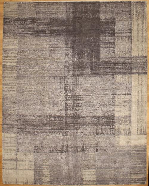 7'11 x 10'2 Emerald Collection Modern design rug