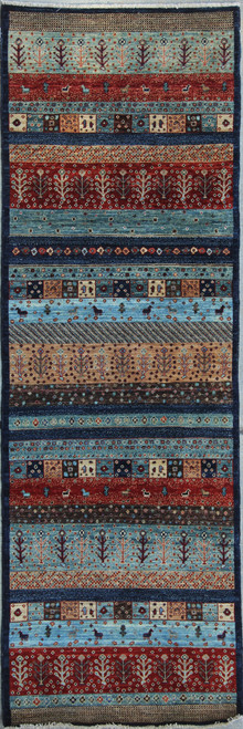 2'8 x 7'10  Transitional Design Runner