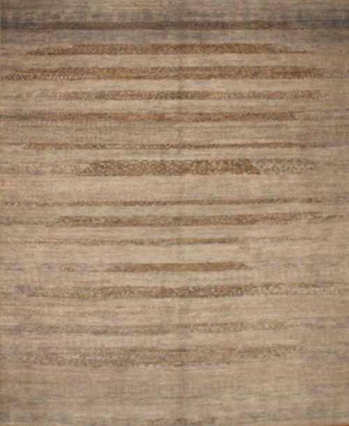7'11 x 9'9 gray color modern design rug