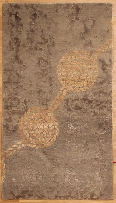 2'11 x 5'1 Modern Design rug