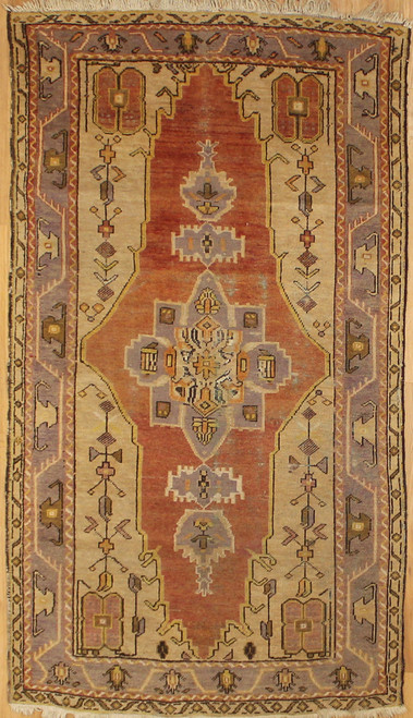 Old Turkish rug