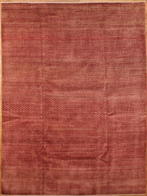 Gabbeh style modern rug 8'3 x 11'