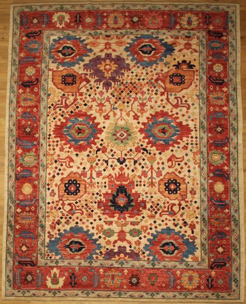 Mahal design rug 8' x 10'4