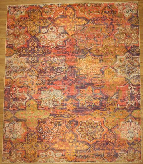 Modern design rug 8'3 x 9'8