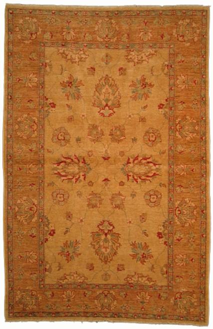 """5'8"""" X 8'6"""" Pakistan Mahal rug"""