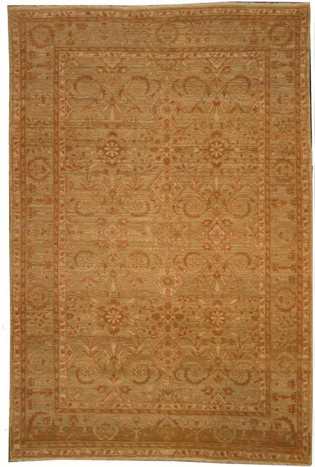 fine handmade Afghan Sultanabad rug
