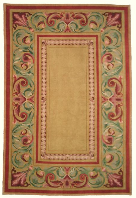 Modern design rug