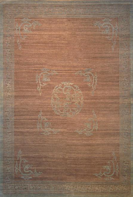 6x9 Tibetan Dragon rug