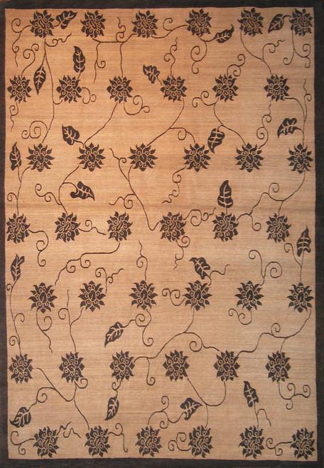 6' x 9' contemporary rug