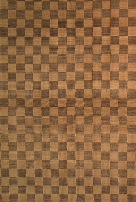 100 Knot Tibetan rug