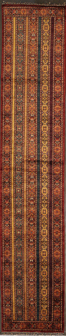 tribal runner rug