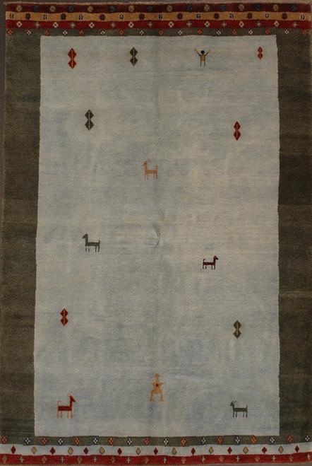 Indo Gabbeh rug