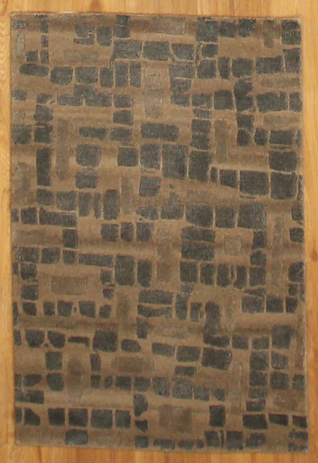 2'1 x 3'1 Handmade Tibetan Mosaic
