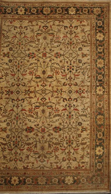 "large (oversize) orie 9'11"" x 13'10"" Handmade Afghanntal rug"