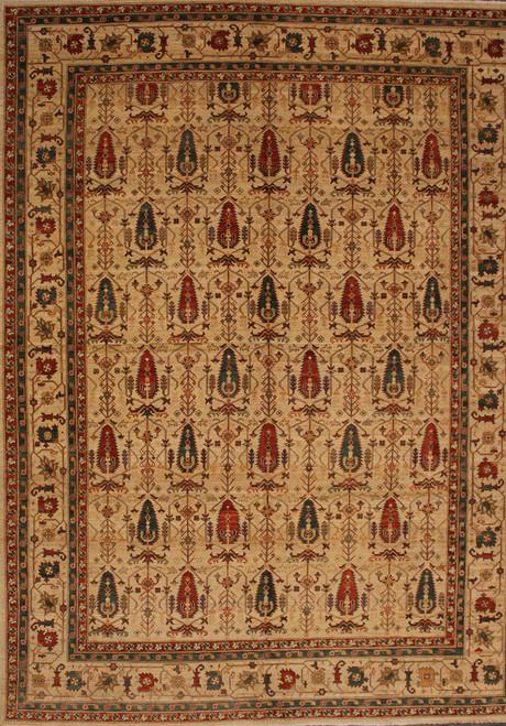 oversize Oriental rug