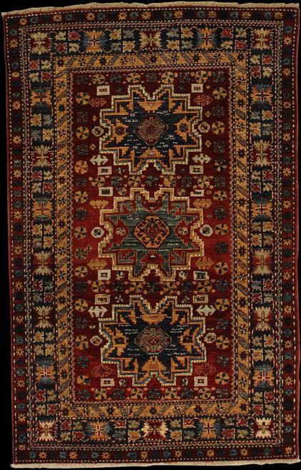 New Caucasian rug