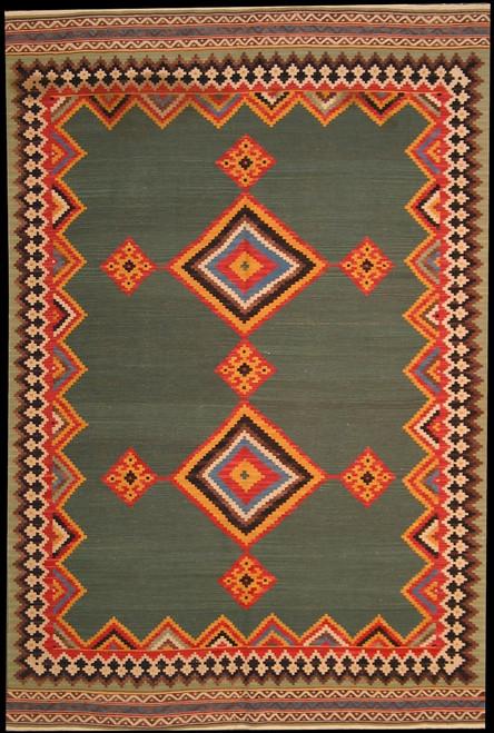 Qashqi design kilim