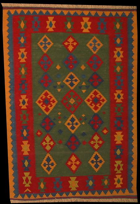 Persian Kilim 3'6 x5'1