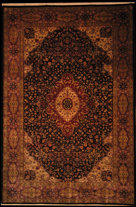 Traditional Design 6' x 9' rug