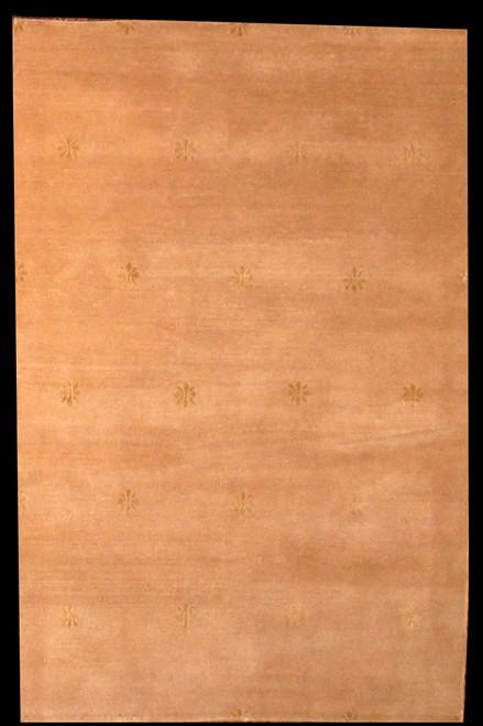 "Tibetan 100 line 4' X 6'1"" rug"
