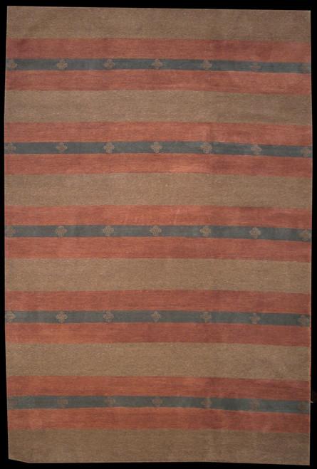 """6 X 8'11"""" Modern design rug"""