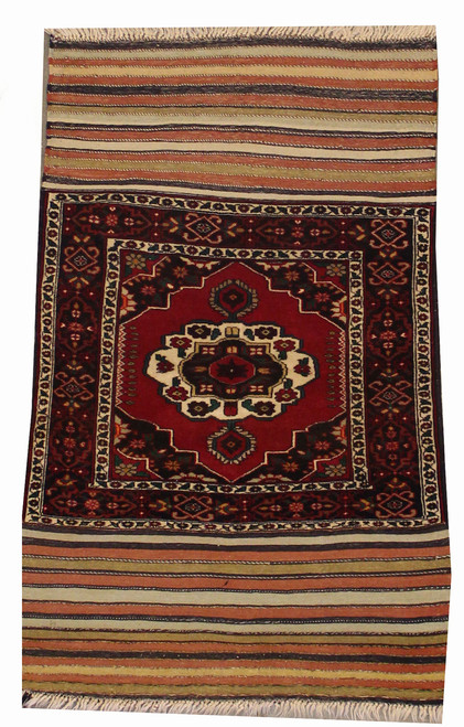 2'11 X 4'6 Small Persian Rug