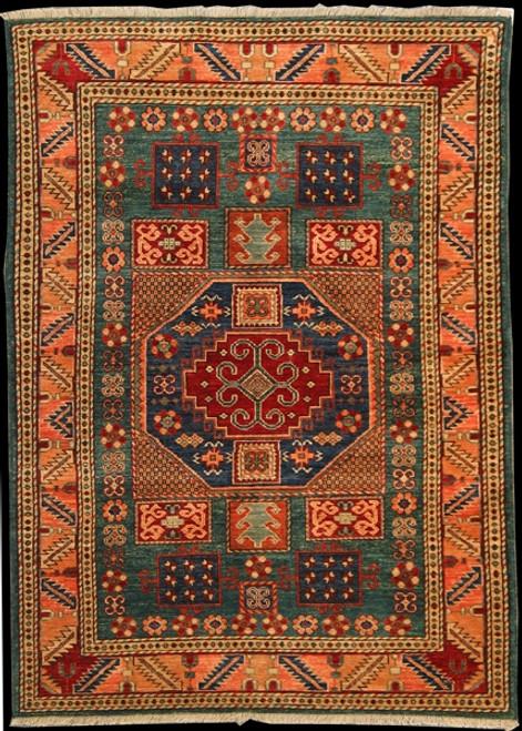 Afghan Caucasian design Rug