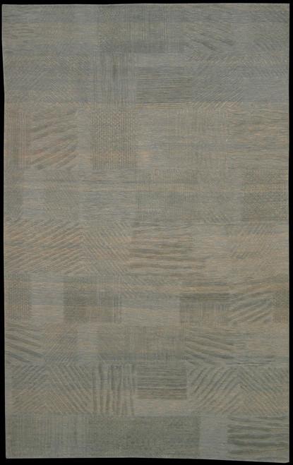 "5' X 7'11"" 100 Knot Tibetan  handmade rug"