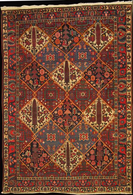 7' x 10'1 Old Persian Bakhtiari